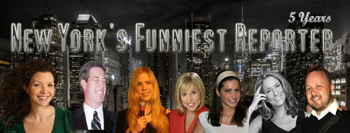 5th Annual New York's Finniest Reporter Show to Benefit the Humane Society, Gotham Comedy Club, August 19, 2010