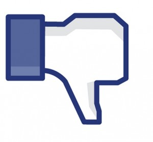 facebook no like