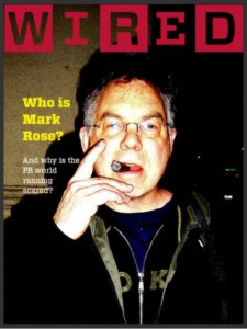 Mark Rose PRBlogNews Editor